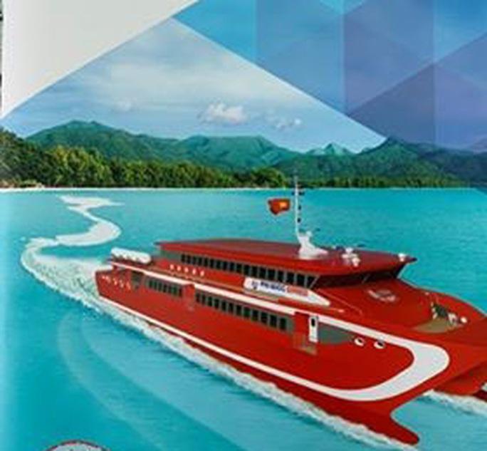 Dự kiến ngày khai trương tàu du lịch biển Cà Mau – Nam Du – Phú Quốc - Ảnh 1.