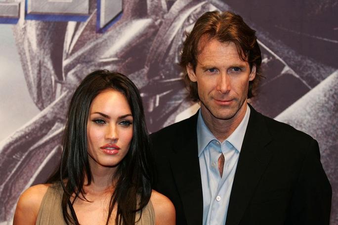 """""""Bom sex"""" Megan Fox minh oan cho đạo diễn Michael Bay - Ảnh 3."""