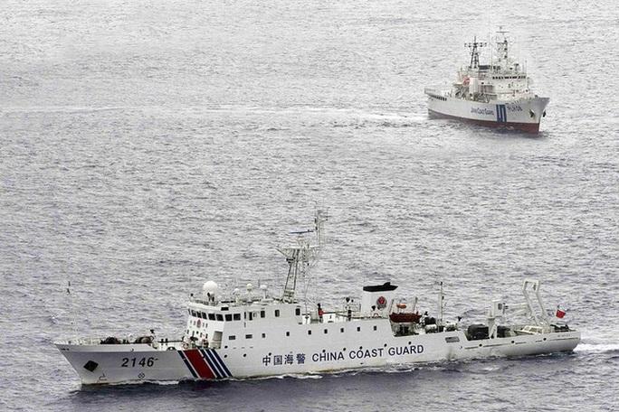 Đáp trả Nhật, Trung Quốc đặt tên cho 50 thực thể ở biển Hoa Đông - Ảnh 1.