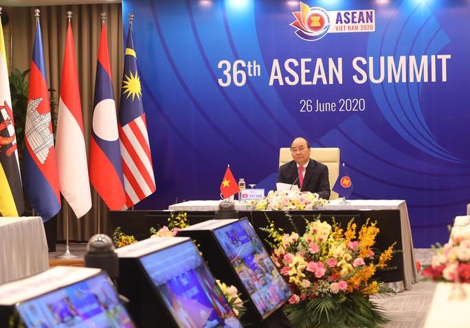 Thủ tướng: Việt Nam quan ngại những hành vi vi phạm luật pháp quốc tế - Ảnh 14.