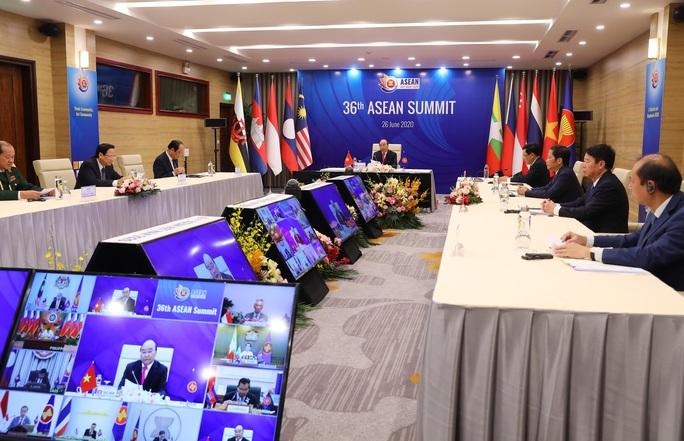 Thủ tướng: Việt Nam quan ngại những hành vi vi phạm luật pháp quốc tế - Ảnh 15.