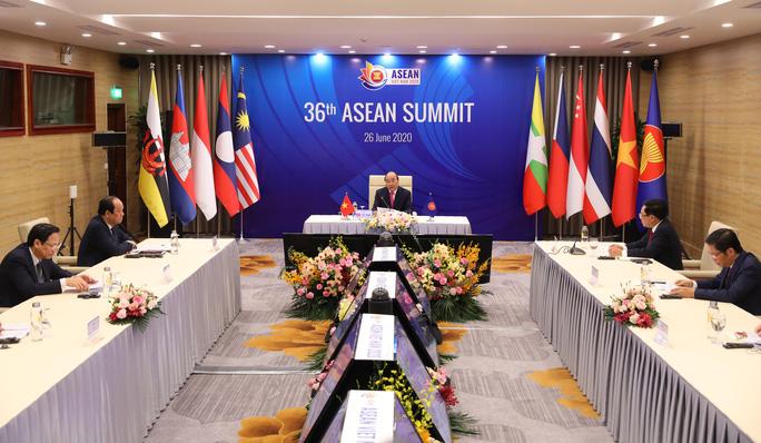 Thủ tướng: Việt Nam quan ngại những hành vi vi phạm luật pháp quốc tế - Ảnh 3.
