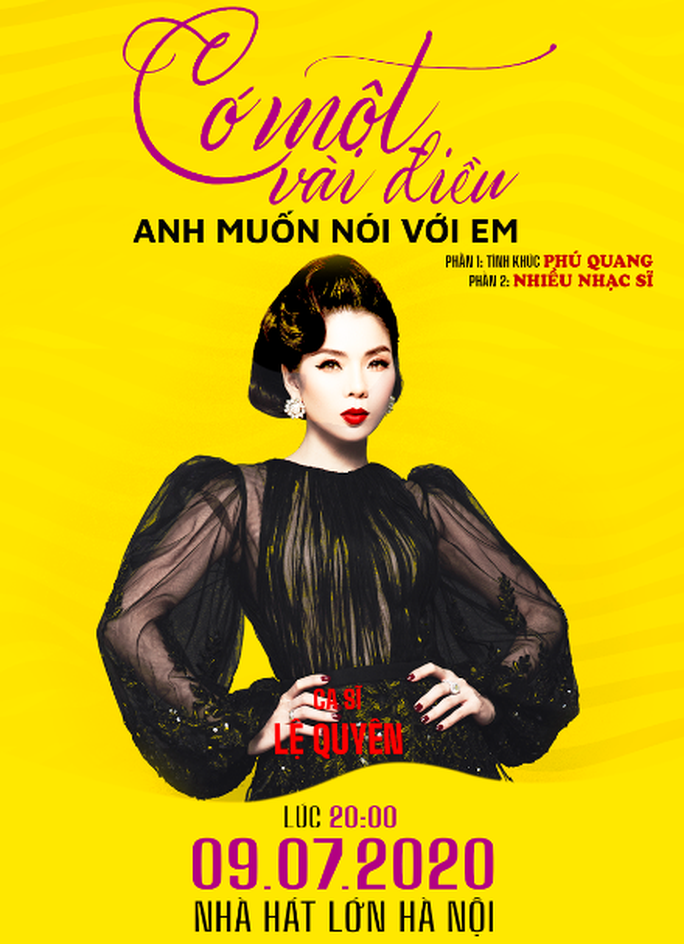 Lệ Quyên mang đầy nỗi nhớ trong đêm nhạc tri ân Phú Quang - Ảnh 4.