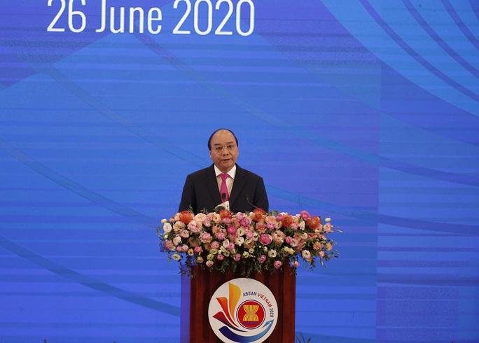 Thủ tướng: Việt Nam quan ngại những hành vi vi phạm luật pháp quốc tế - Ảnh 1.