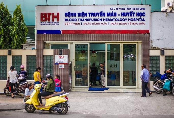 Bộ Y tế yêu cầu làm rõ thông tin truyền hoá chất quá hạn cho bệnh nhi suy tủy - Ảnh 1.