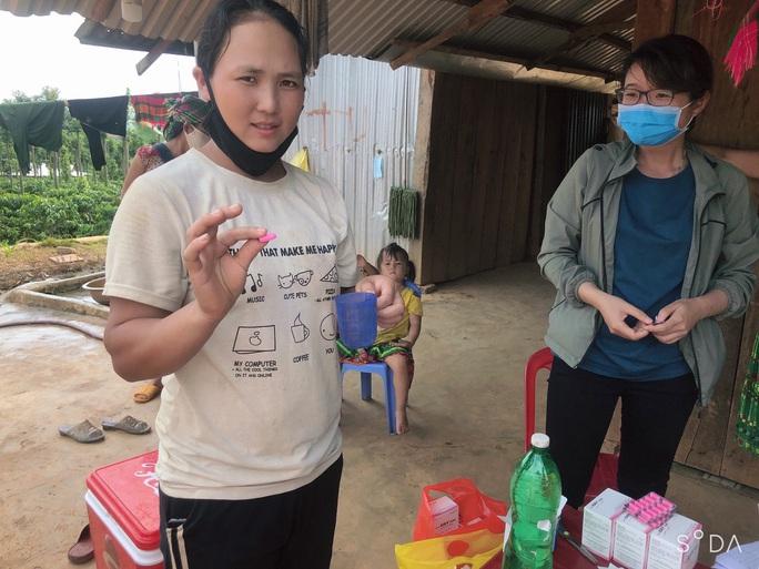 Những hình ảnh từ tâm dịch bạch hầu ở Đắk Nông - Ảnh 13.
