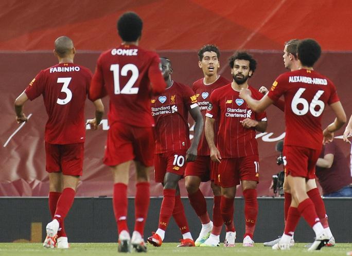Thiago Alcantara cập bến Anfield, dàn sao Liverpool hoảng hốt - Ảnh 3.