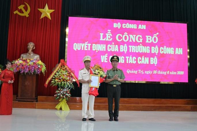 Quảng Trị có tân Giám đốc Công an tỉnh - Ảnh 1.