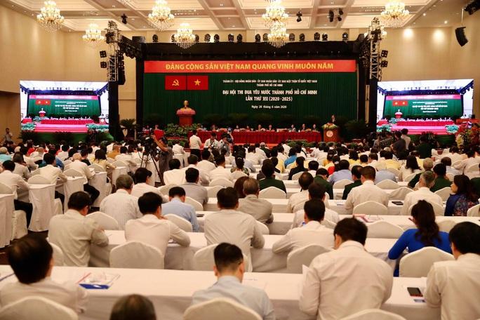 Chủ tịch UBND TP HCM: Người dân TP luôn thể hiện bản lĩnh và khát vọng lớn - Ảnh 2.