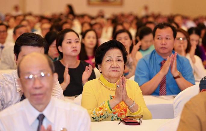 Chủ tịch UBND TP HCM: Người dân TP luôn thể hiện bản lĩnh và khát vọng lớn - Ảnh 3.