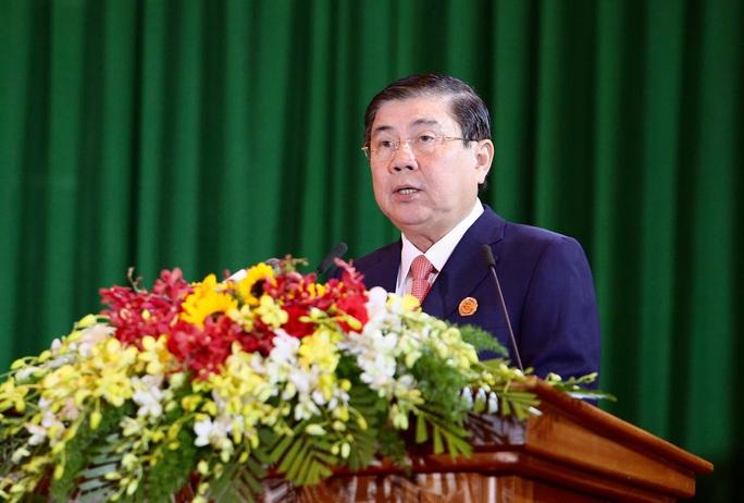 Chủ tịch UBND TP HCM: Người dân TP luôn thể hiện bản lĩnh và khát vọng lớn - Ảnh 1.