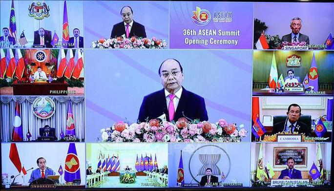 Thủ tướng: Việt Nam quan ngại những hành vi vi phạm luật pháp quốc tế - Ảnh 7.