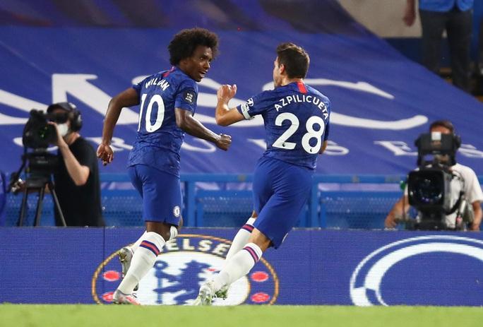 Thảm bại trước Chelsea, Man City dâng ngôi vô địch cho Liverpool - Ảnh 7.