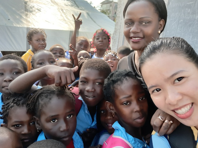 Chuyện những người Việt Nam đang làm nên điều kỳ diệu tại Mozambique - Ảnh 9.