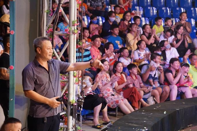 Mãn nhãn với Mekong show tại nhà bạt xiếc Gia Định - Ảnh 2.