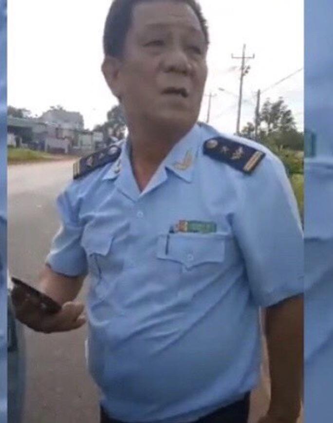 Bình Phước: Phó Chi cục trưởng Chi cục Hải quan gây tai nạn giao thông rồi bỏ chạy chỉ bị xử lý hành chính - Ảnh 1.