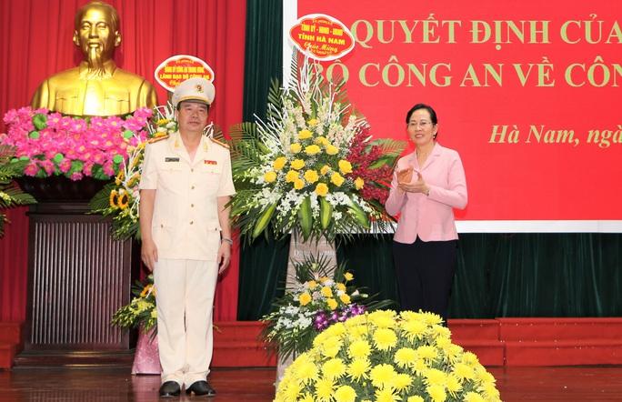 Tân Cục trưởng Cục CSGT là Giám đốc Công an tỉnh Hà Nam - Ảnh 3.