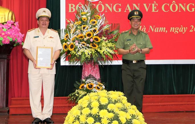 Tân Cục trưởng Cục CSGT là Giám đốc Công an tỉnh Hà Nam - Ảnh 1.