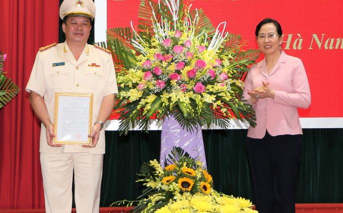 Tân Cục trưởng Cục CSGT là Giám đốc Công an tỉnh Hà Nam - Ảnh 2.
