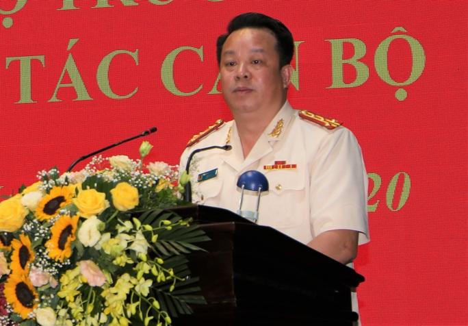 Tân Cục trưởng Cục CSGT là Giám đốc Công an tỉnh Hà Nam - Ảnh 4.