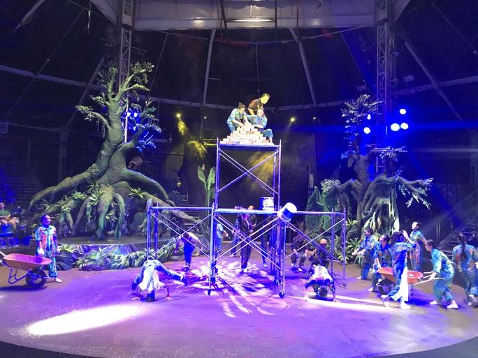 Mãn nhãn với Mekong show tại nhà bạt xiếc Gia Định - Ảnh 6.