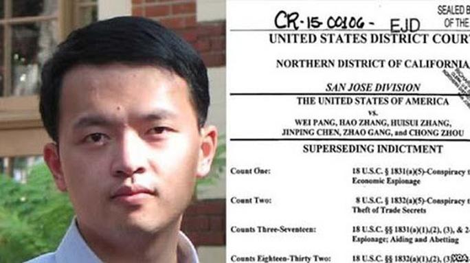 Mỹ mở phiên xử trực tiếp bất thường với giáo sư Trung Quốc - Ảnh 1.