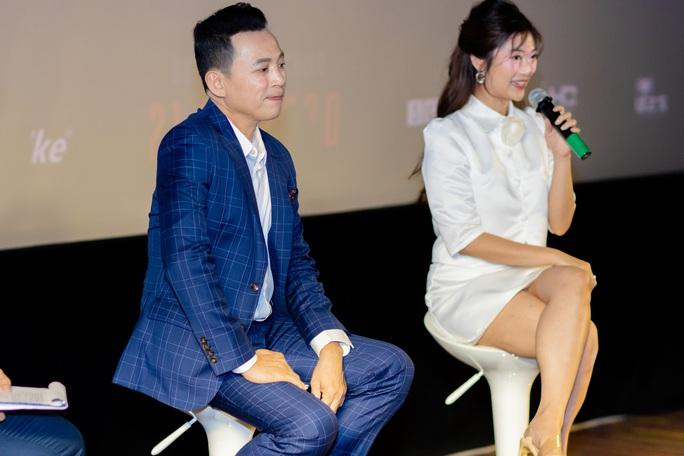 """Thanh Trúc tiết lộ lý do tham gia phim 18+ """"Chồng người ta"""" - Ảnh 1."""