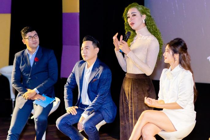 """Thanh Trúc tiết lộ lý do tham gia phim 18+ """"Chồng người ta"""" - Ảnh 4."""