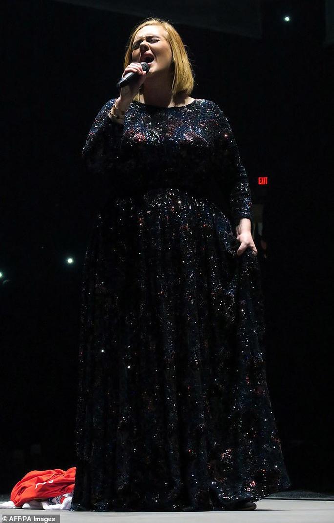 """""""Họa mi"""" Adele xác nhận hoãn album vì Covid-19 - Ảnh 3."""