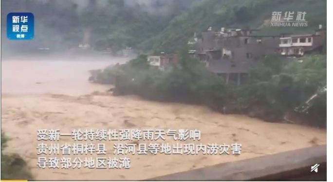 Trung Quốc: Lũ lụt lan tới 26 tỉnh, 81 người chết hoặc mất tích - Ảnh 2.