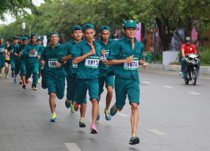 Quận 1 vô địch Giải Việt dã truyền thống TP HCM 2020 - Ảnh 4.
