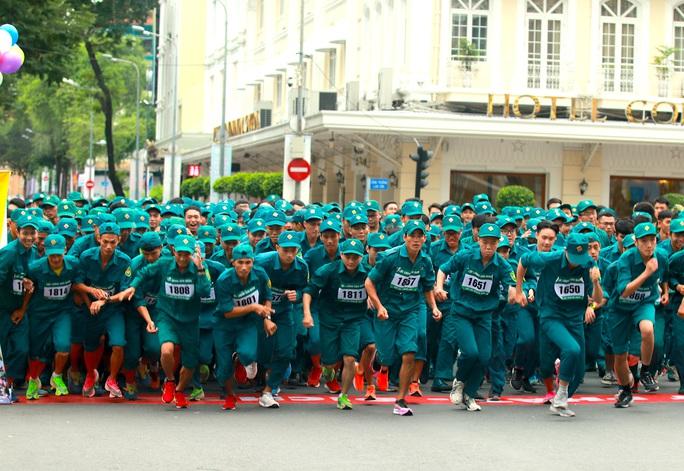 Quận 1 vô địch Giải Việt dã truyền thống TP HCM 2020 - Ảnh 3.