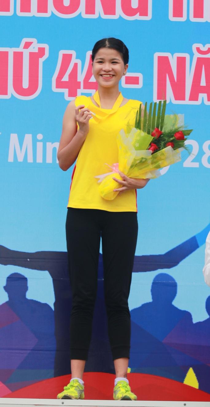 Quận 1 vô địch Giải Việt dã truyền thống TP HCM 2020 - Ảnh 10.