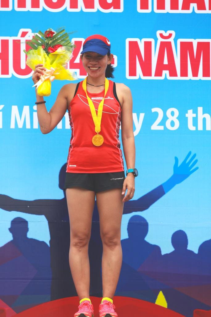Quận 1 vô địch Giải Việt dã truyền thống TP HCM 2020 - Ảnh 11.