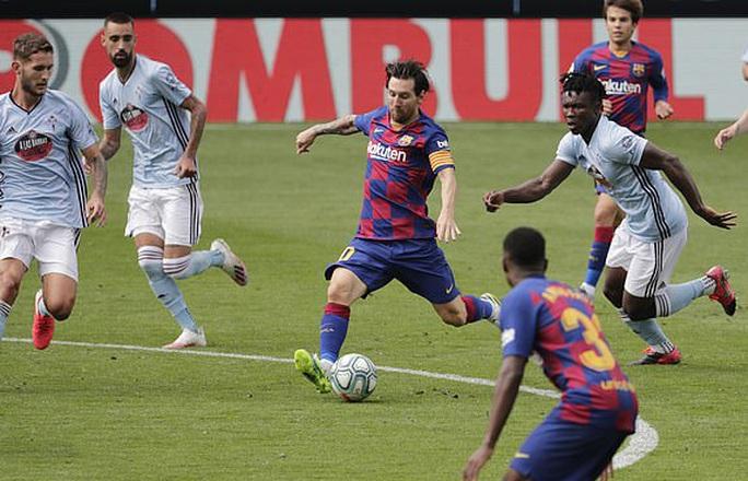 Luis Suarez lập đại công, Barcelona sụp đổ ở Balaidos - Ảnh 3.
