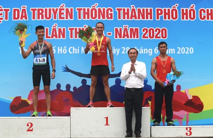 Quận 1 vô địch Giải Việt dã truyền thống TP HCM 2020 - Ảnh 7.