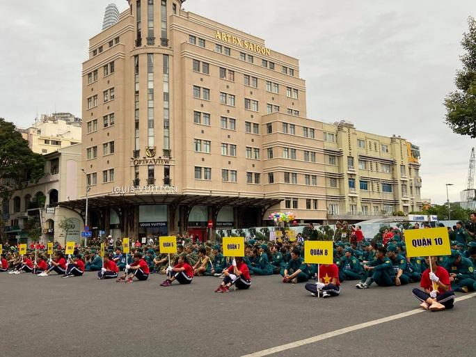 Quận 1 vô địch Giải Việt dã truyền thống TP HCM 2020 - Ảnh 1.