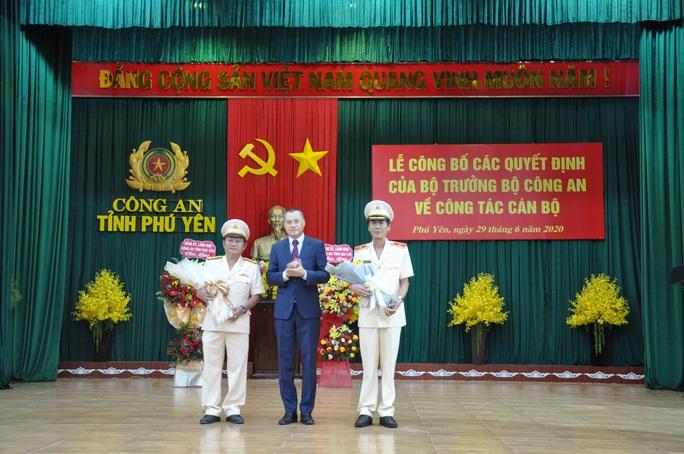 Phú Yên có giám đốc công an mới - Ảnh 3.