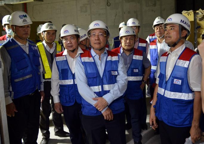 Bộ Kế hoạch - Đầu tư: Không để tuyến metro số 1 ở TP HCM thiếu vốn - Ảnh 1.