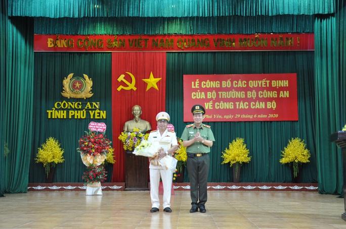 Phú Yên có giám đốc công an mới - Ảnh 1.