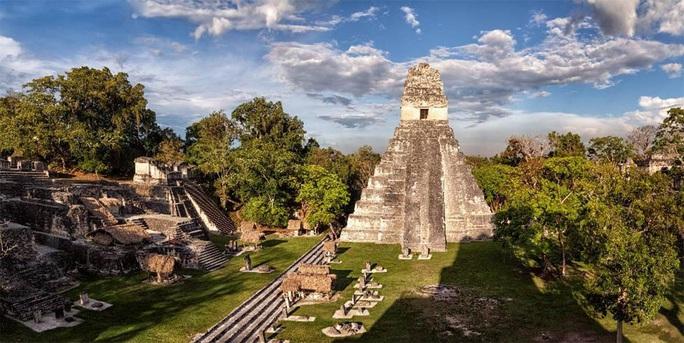 Ma dược trong mộ cổ Nữ Hoàng Đỏ khiến người Maya biến mất? - Ảnh 1.