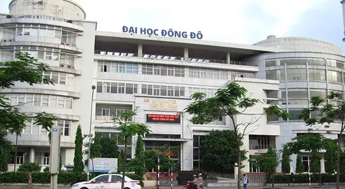 Vụ án Trường Đại học Đông Đô: Bắt nguyên trưởng phòng Tài chính kế toán - Ảnh 1.