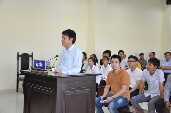 Cựu Phó giám đốc Sở VH-TT-DL Thanh Hóa và thuộc cấp hầu tòa vì gây thất thoát 1,3 tỉ đồng - Ảnh 1.