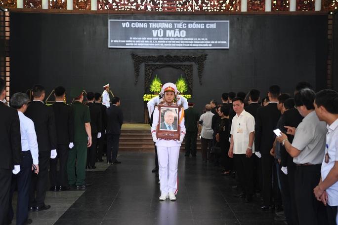 Chủ tịch Quốc hội, Thủ tướng Chính phủ viếng ông Vũ Mão - Ảnh 19.