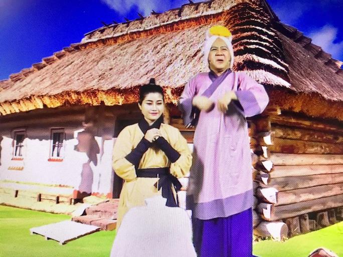 Nghệ sĩ Bạch Long ra mắt chương trình Thằng Bờm kể chuyện xưa - Ảnh 2.