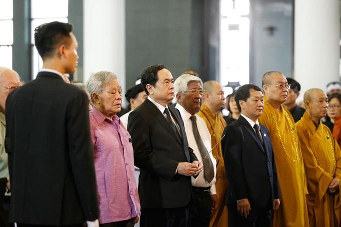 Chủ tịch Quốc hội, Thủ tướng Chính phủ viếng ông Vũ Mão - Ảnh 13.