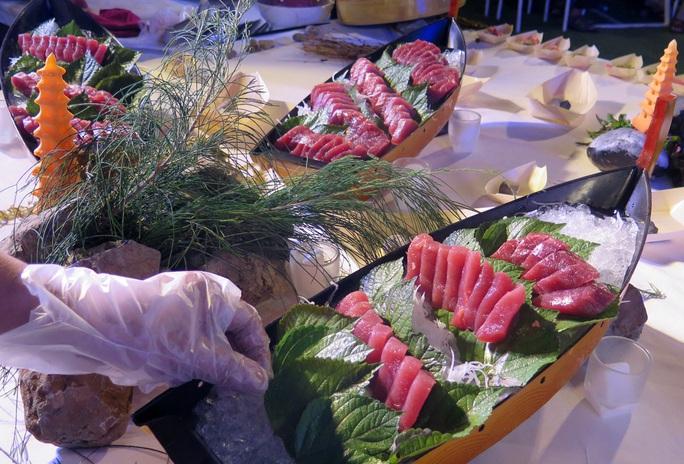 Thưởng thức những món tuyệt vời từ cá ngừ đại dương qua bàn tay các đầu bếp nổi tiếng - Ảnh 4.