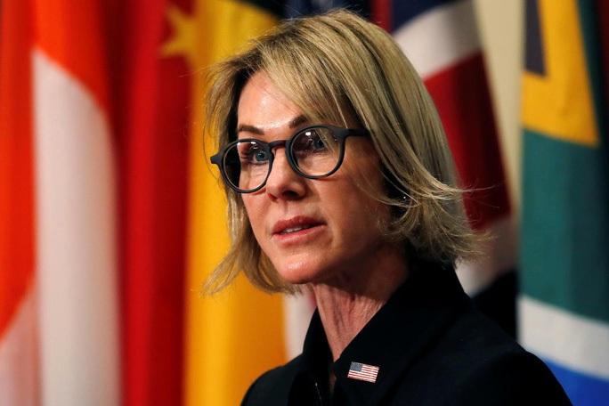 Mỹ gửi công hàm phản đối Trung Quốc về biển Đông - Ảnh 2.