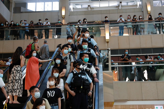 Bước ngoặt lớn của Hồng Kông - Ảnh 1.