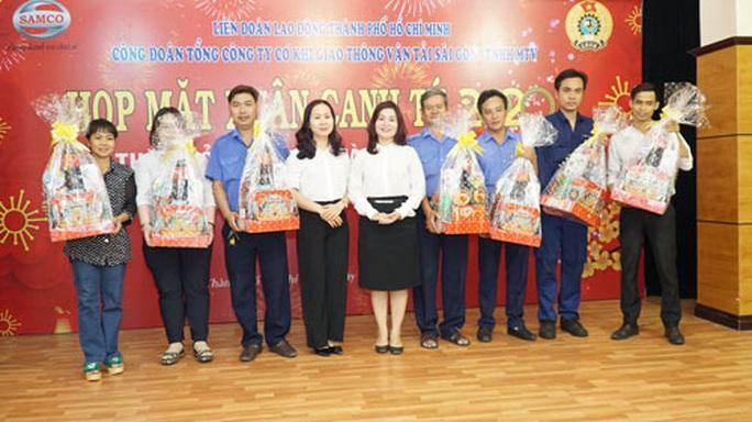 Công đoàn SAMCO tập trung chăm lo, bảo vệ người lao động - Ảnh 1.